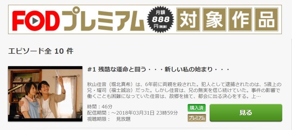 イノセント・ラヴ ドラマ 第1話