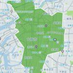 【ウーバーイーツ】大阪で配送可能なエリアまとめ!割引クーポンでお得に利用しよう!